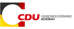CDU-Gemeindeverband Adenau Logo